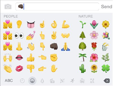 emoji for android that show up here s how to use the new diverse emoji in ios 8 3 the