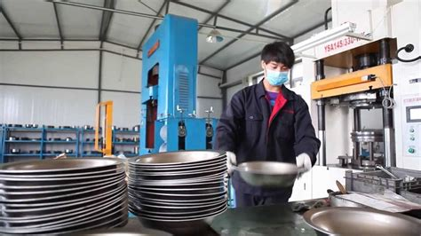 tri ply stainless steel cookware factory introduction sanhe kitchen youtube