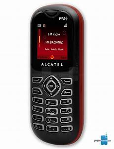 Alcatel Ot-208a Specs