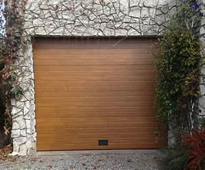 volet roulant porte de garage pas cher With porte de garage sectionnelle motorisée pas cher