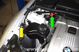 Batterie Bmw 320d : bmw e90 battery replacement e91 e92 e93 pelican parts diy maintenance article ~ Gottalentnigeria.com Avis de Voitures