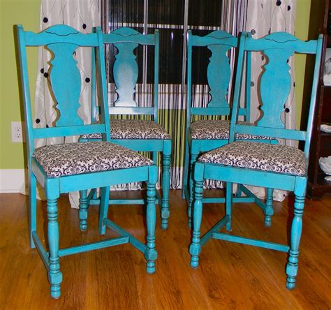 turquoise dining chair chair pads cushions