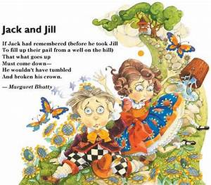 Jack and Jill Nursery Rhyme | funny poems jack and jill ...