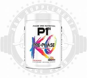 Aaa Supplements Phase One Nutrition