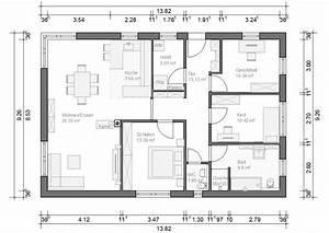 Grundrisse Für Bungalows 4 Zimmer : grundrisse zeichnen haus kostenlos swalif ~ Sanjose-hotels-ca.com Haus und Dekorationen