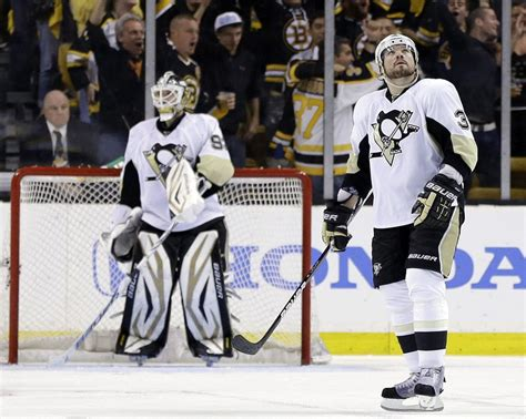 Share all sharing options for: NHL playoffs 2013: Penguins face off-season of questions ...