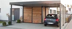 Doppelcarport Mit Abstellraum Seitlich : garagen esb doppelcarport ~ Frokenaadalensverden.com Haus und Dekorationen