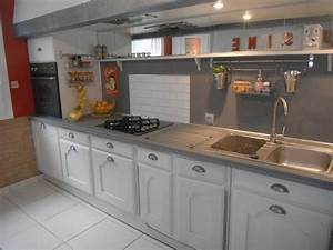 cuisine de juillet/aout craie patine beton relook meubles62