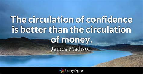 circulation  confidence