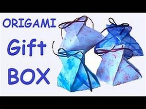 origami easter bunny basket youtube five paper origami box 5 doovi negle Choice Image
