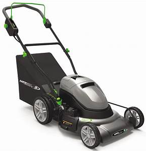 Best Cordless Electric Lawn Mower Reviews Small Lightweight