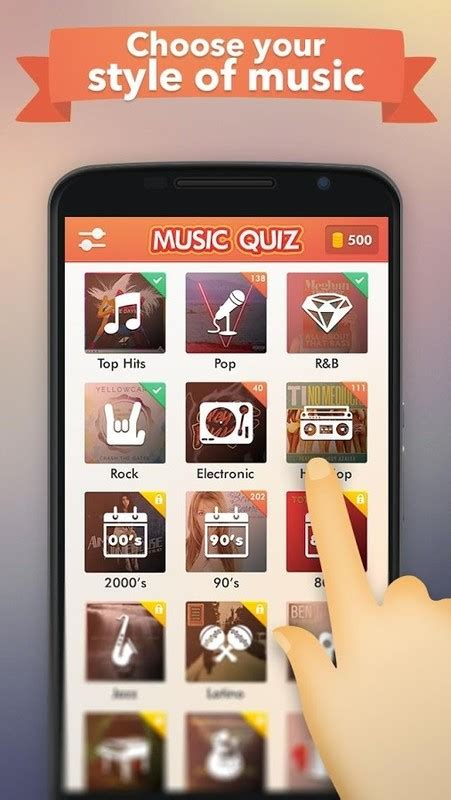 The best music quizzes about your favourite singers! Music Quiz APK Free Music Android Game download - Appraw