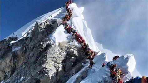 California Woman Who Broke Everest Climbing Record Saw