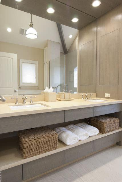 Houzz Bathroom Design by Contemporary Bathroom