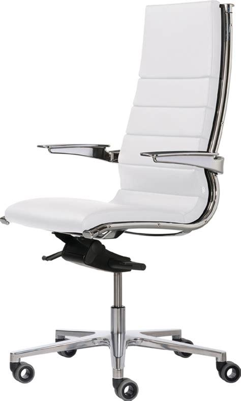 siege bureau blanc fauteuil de direction blanc table de lit a roulettes