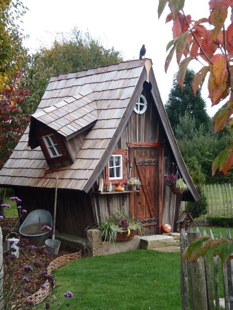 Hexenhaus  Hut  Garden Ideas  Garten Ideen Pinterest