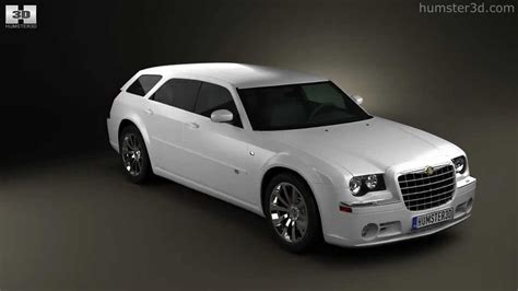 Chrysler 300c Wagon by Chrysler 300c Wagon 2009 By 3d Model Store Humster3d