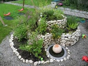 Gartengestaltung Mit Findlingen : gartengestaltung mit steinen 10 wunderbare ideen ~ Whattoseeinmadrid.com Haus und Dekorationen
