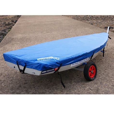 Laser Dinghy Boat Cover by Rs Boat Cover Top Mast Pvc