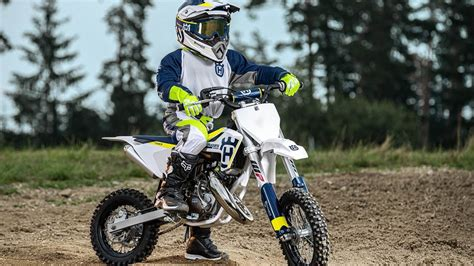 moto da bambini husqvarna tc  tc le mini cross