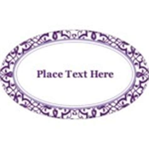 avery template 22804 templates classic purple pattern oval labels 18 per sheet avery