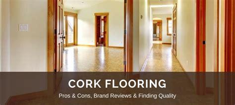 vinyl plank flooring cork flooring 2018 fresh reviews best brands pros vs cons