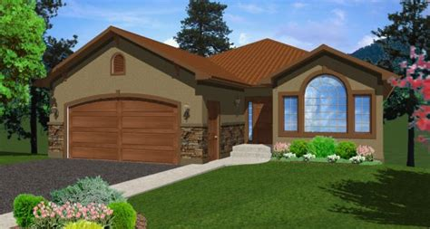 Plan No 195090 House Plans by WestHomePlanners com