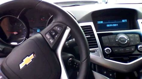 2011 Chevrolet Cruze LT Start Up, Quick Tour, & Rev With ...