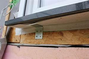 Fensterbank Zum Sitzen Bauen : granitfensterbank bewegt sich wir bauen dann mal ein haus ~ Lizthompson.info Haus und Dekorationen