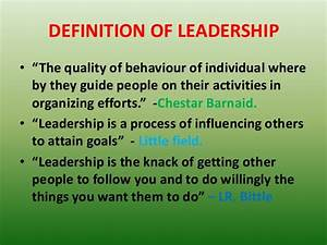 Leadership style definition, life coach certification ...