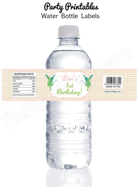 88 Best Water Bottle Labels Images On Water 88 Best Images About Personalized Water Bottles On