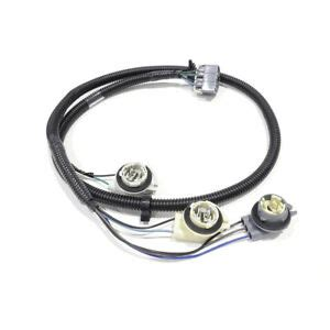 Oem New Tail Light Wiring Harness Left Driver