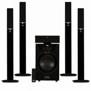 Acoustic Audio By Goldwood Tower 5 1 Bluetooth Home