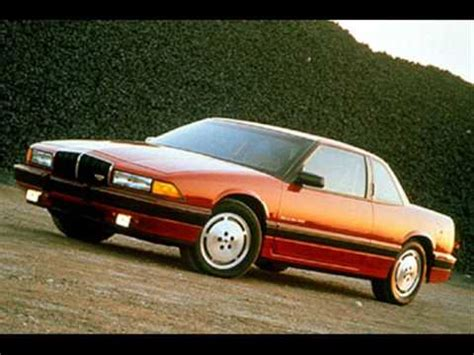 Buick Regal 1988 by 1988 Buick Regal Jingle