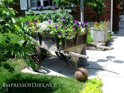 Creative Diy Garden Containers Ideas  Diy & Crafts Ideas