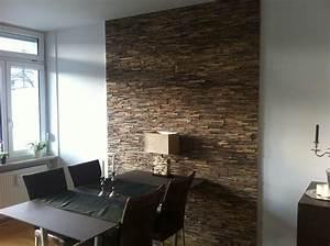 Wohnzimmer Wand Holz : holz wandverkleidung teak grau braun bs holzdesign ~ Lizthompson.info Haus und Dekorationen