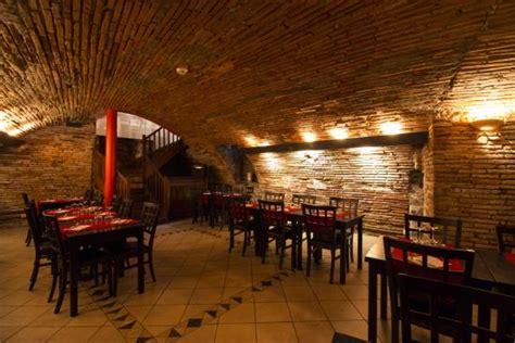 cuisine hacker toulouse cave voutée photo de le 150 restaurant toulouse tripadvisor