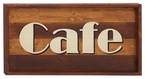 wooden bathroom stools amazingly useful wood cafe wall sign modern novelty