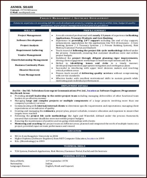 Resume Builder For Experienced by Free Resume Builder For Experienced Resume Resume