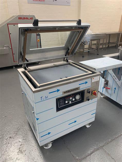 webomatic eu vacuum packer  food machinery