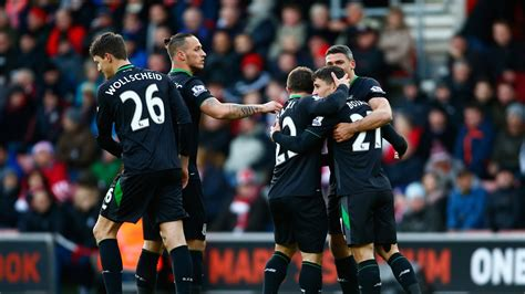 So'ton 0 - 1 Stoke - Match Report & Highlights