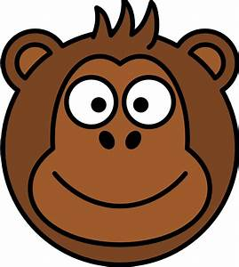 Cute Cartoon Monkey Images - Cliparts.co