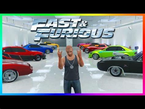 top  fast furious cars    gta   gta