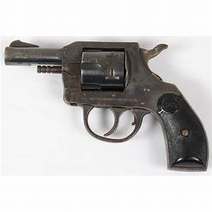 H U0026r Model 732 Pistol