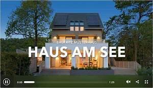 Traumhaus Am See : traumhaus bauen hausbeispiele mit preisen grundriss ideen ~ Frokenaadalensverden.com Haus und Dekorationen