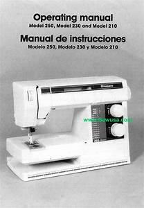 Viking 210 230 250 Instruction Manual
