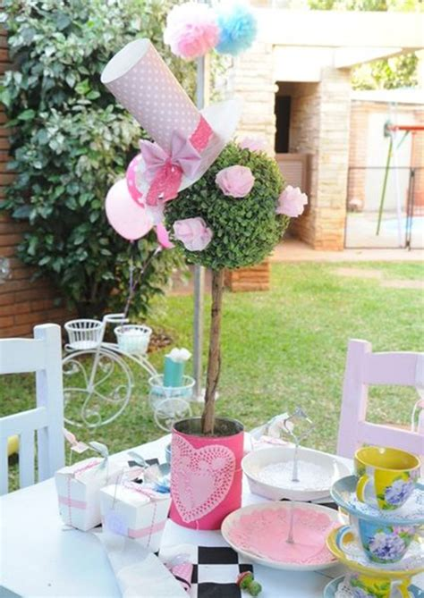 Kitchen Bridal Shower Ideas - top 8 mad hatter tea party ideas save on crafts