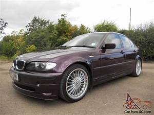 Bmw E46 Alpina : 2004 bmw alpina b3s saloon superb example rare car ~ Kayakingforconservation.com Haus und Dekorationen