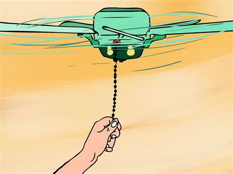 Ceiling Fan Shakes And Squeaks by How To Fix A Squeaking Ceiling Fan 8 Steps With Pictures