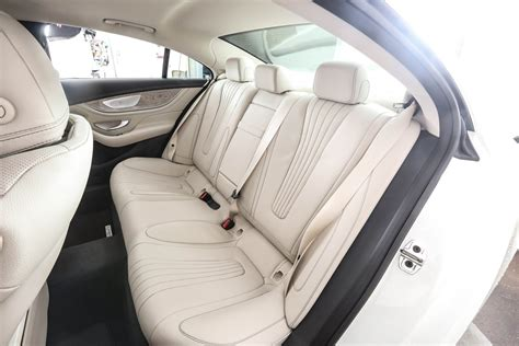 Leather upholstery and wood trim add to the luxurious cabin's. Pre-Owned 2020 Mercedes-Benz CLS CLS 450 Coupe in Austin #ML60631   Mercedes-Benz of Austin